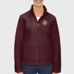 A-1 Ladies Fleece Jacket