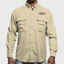 A-1 L/S Fishing Shirt